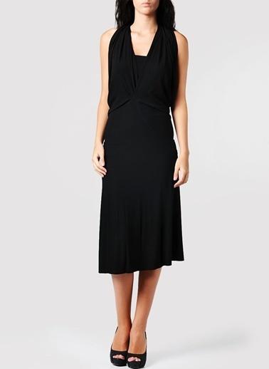 Donna Karan Elbise Siyah